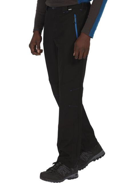 Regatta Questra lange broek Heren long zwart